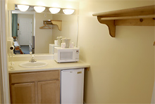 Deluxe Room 2 Doubles Kitchenette