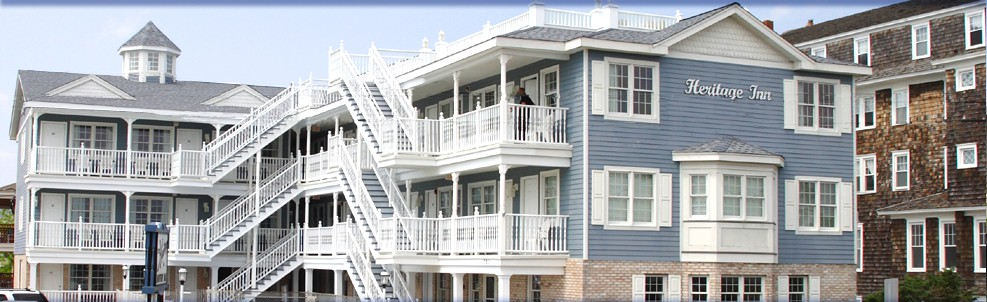Home page cape may motel beach front motel the heritage inn 1 1 5 freerunsca Gallery